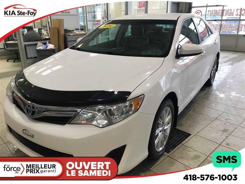 Toyota Camry 2014 **LE** GPS * MAGS * CRUISE * BLUETOOTH * #U1785