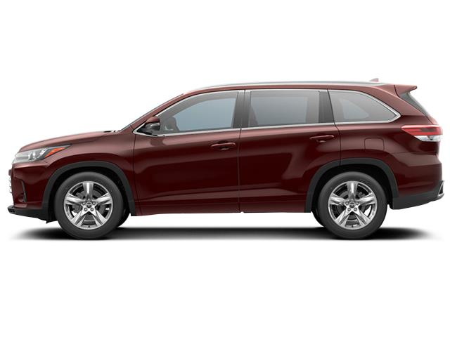 2017 Toyota Highlander Limited #HL171060