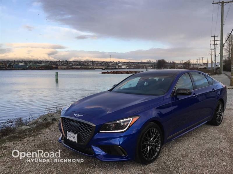 2018 Genesis G80 3.3T Sport AWD-      *DEMO* #GS1951