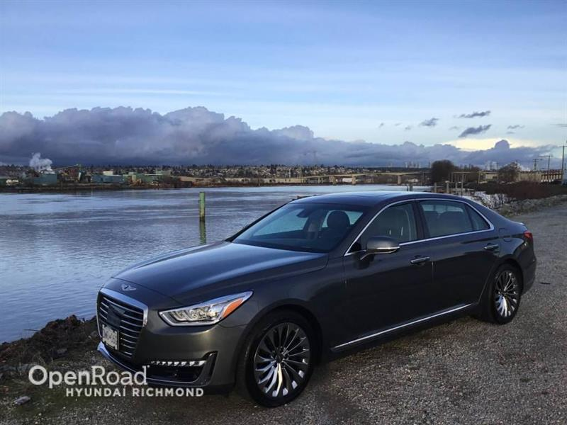 2017 Genesis G90 Ultimate #GS9189