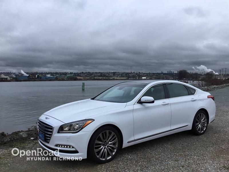 2017 Genesis G80 Ultimate #GS1008