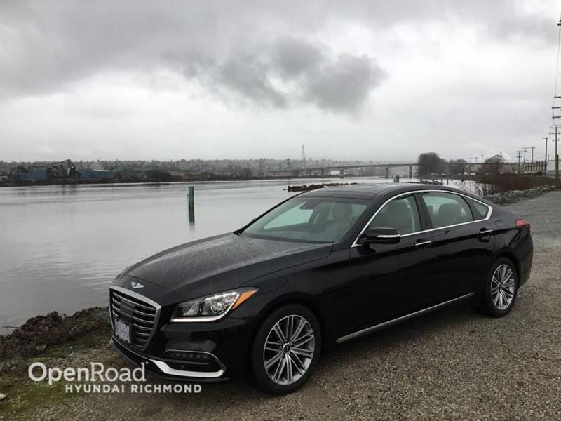 2018 Genesis G80 3.8 Technology #GS8660