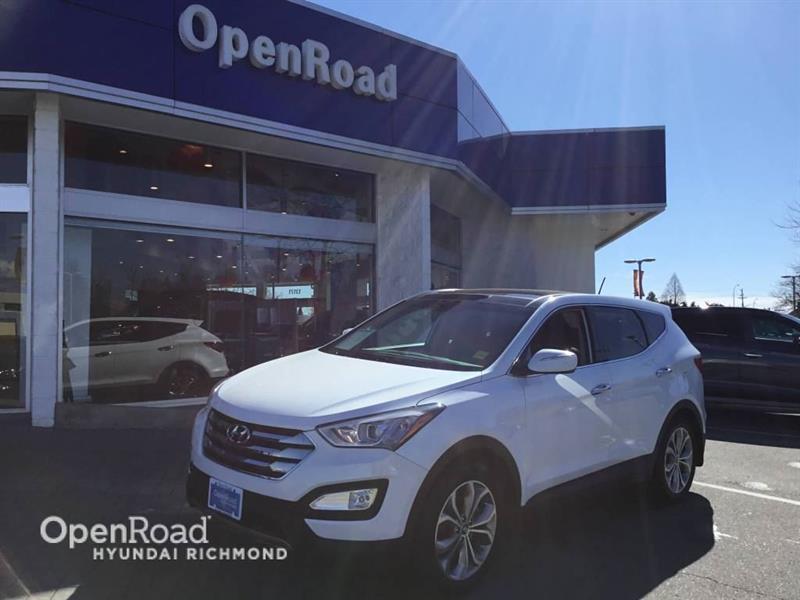 2013 Hyundai Santa Fe SE #IO0896A
