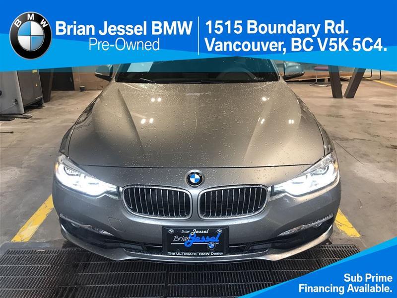 2017 BMW 3-Series 330I xDrive Sedan (8D97) #BP6238