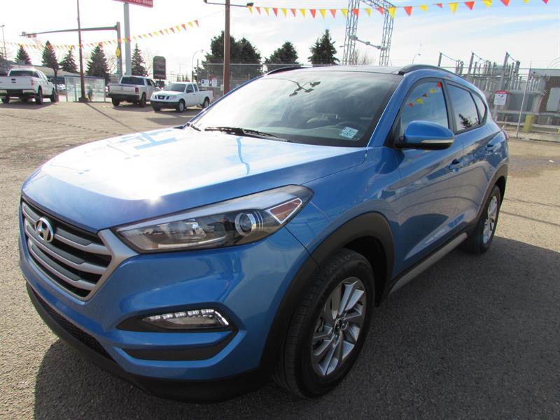 2017 Hyundai Tucson AWD 4dr 2.0L #en4001