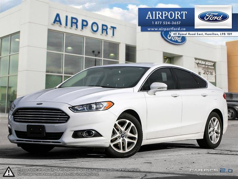 2016 Ford Fusion SE FWD with only 44,542 kms #00H884