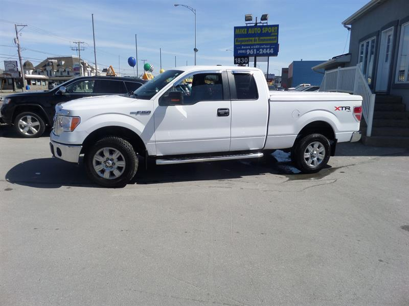 Ford F-150 2011 4WD SuperCab 145