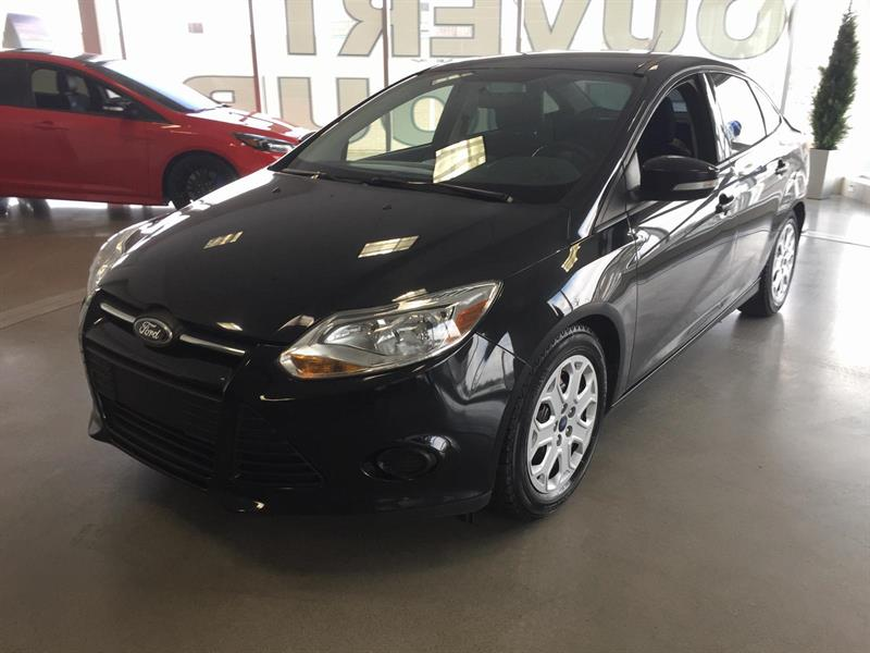 Ford Focus SE 2014 BANC CHAUFFANT/CELL #G8036A