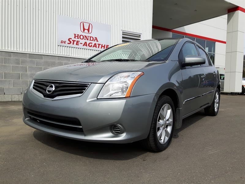 Nissan Sentra 2012 2.0 * Jantes en aluminiums, Vitres teintées...* #j145a