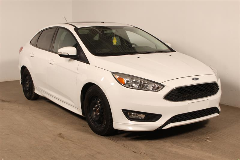 Ford Focus 2015 4dr Sdn SE #81162a