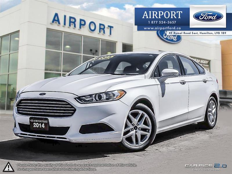 2014 Ford Fusion SE FWD with only 74,305 kms #B70371