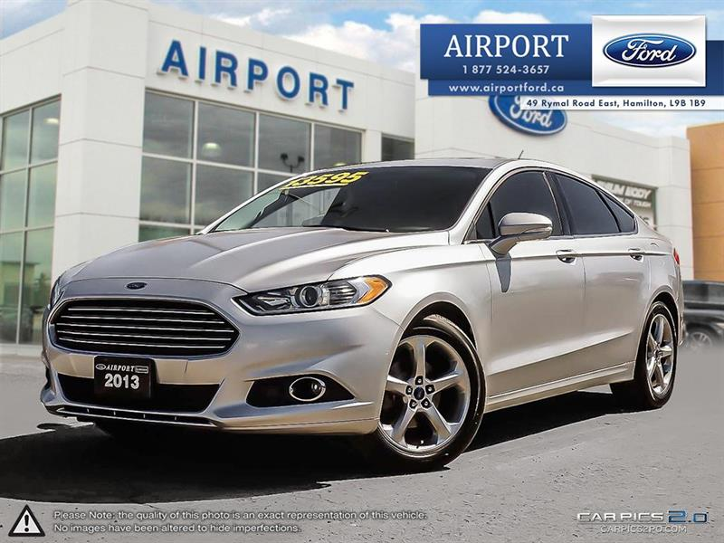 2013 Ford Fusion SE FWD with only  105,552 kms #A70993