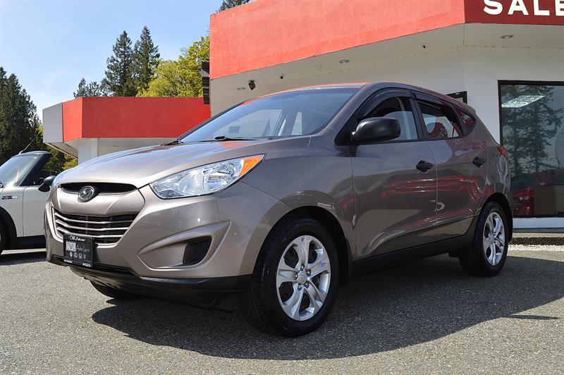 2012 Hyundai Tucson FWD 4dr I4 Auto GL #CWL8422M