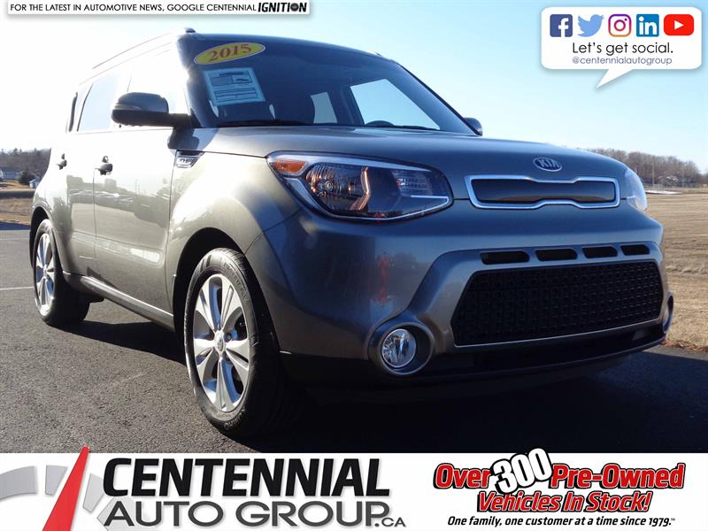 2015 Kia Soul EX | 2.0L | Heated Seats | Bluetooth | #S18-074A