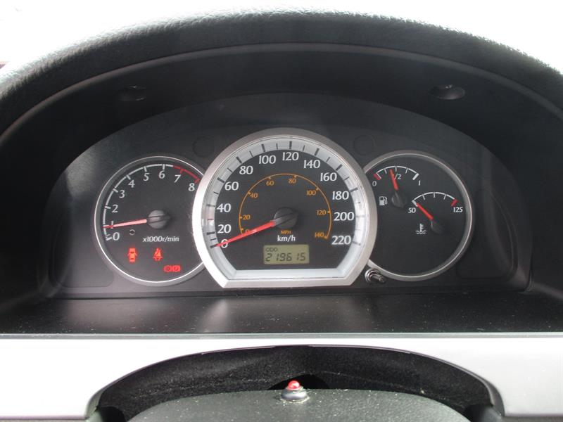 Chevrolet Optra 5 12