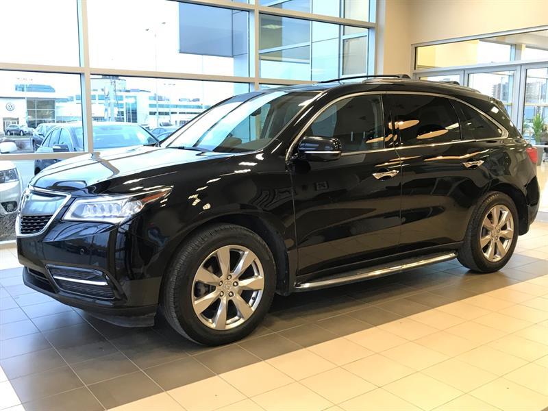 Acura MDX 2014 SH-AWD ** ELITE #pu5729