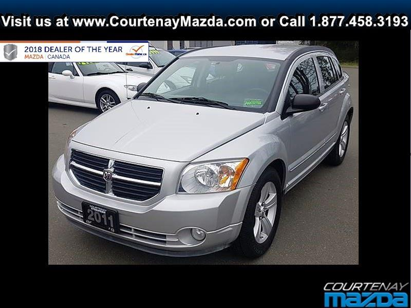 2011 Dodge Caliber SXT Hatchback #P4602