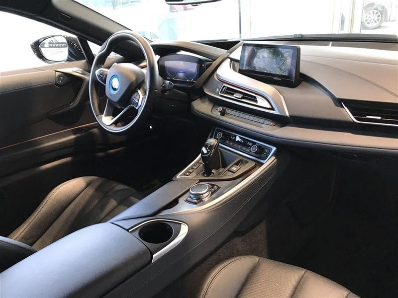 2014 Bmw I8 Used For Sale In Vancouver At Brian Jessel Bmw