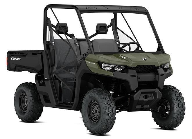 Can-am DEFENDER HD5 2017