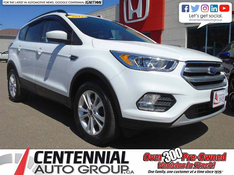 2017 Ford Escape 4WD | Bluetooth | Backup Camera |  #U1725