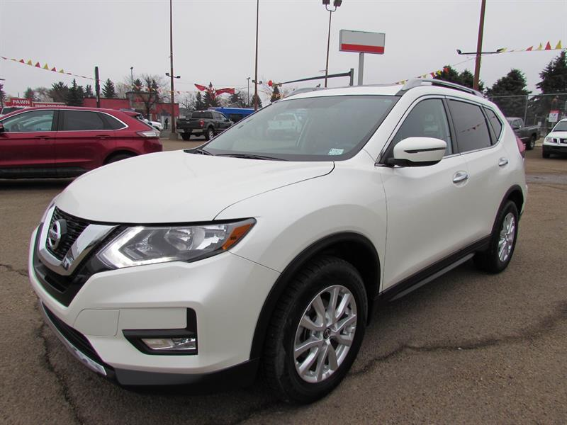 2017 Nissan Rogue AWD 4dr #aext642