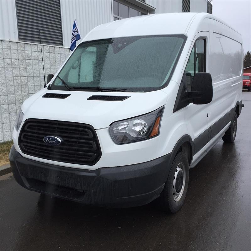 Ford Transit Cargo Van 2017 T-250 148 Med Rf 9000 GVWR Sliding RH Dr #C2994