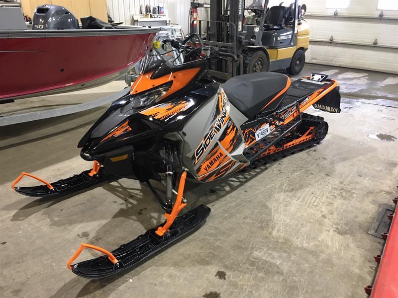 Yamaha Sidewinder B-TX 2017
