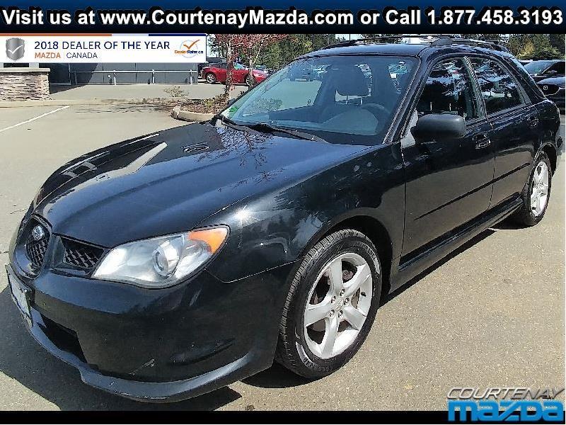 2006 Subaru Impreza Sport Wagon 2.5 I 5sp #P4605