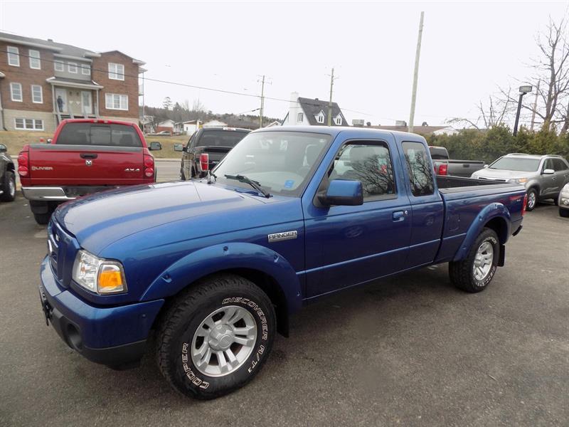 Ford Ranger 2010 Sport #AD6300