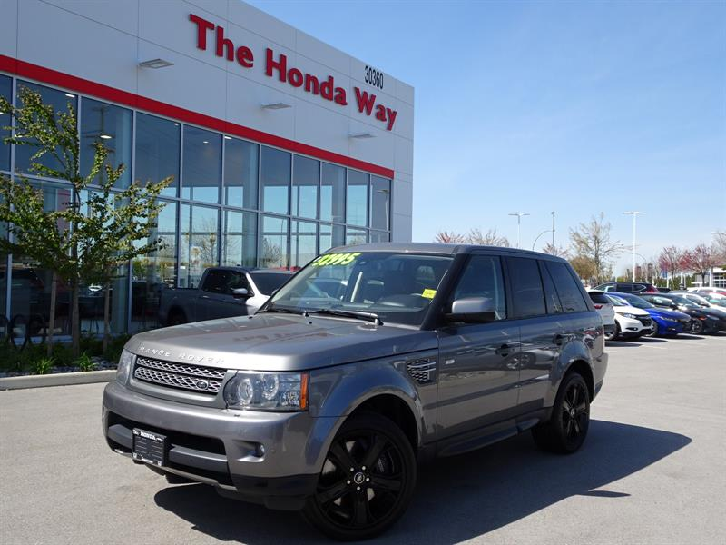 2010 Land Rover Range Rover Sport Supercharged #P5154