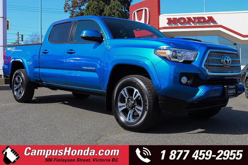 2017 Toyota Tacoma TRD Sport 4WD Double Cab V6 #18-0241A