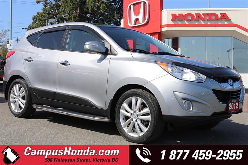 2012 Hyundai Tucson Limited AWD Bluetooth #18-0552A