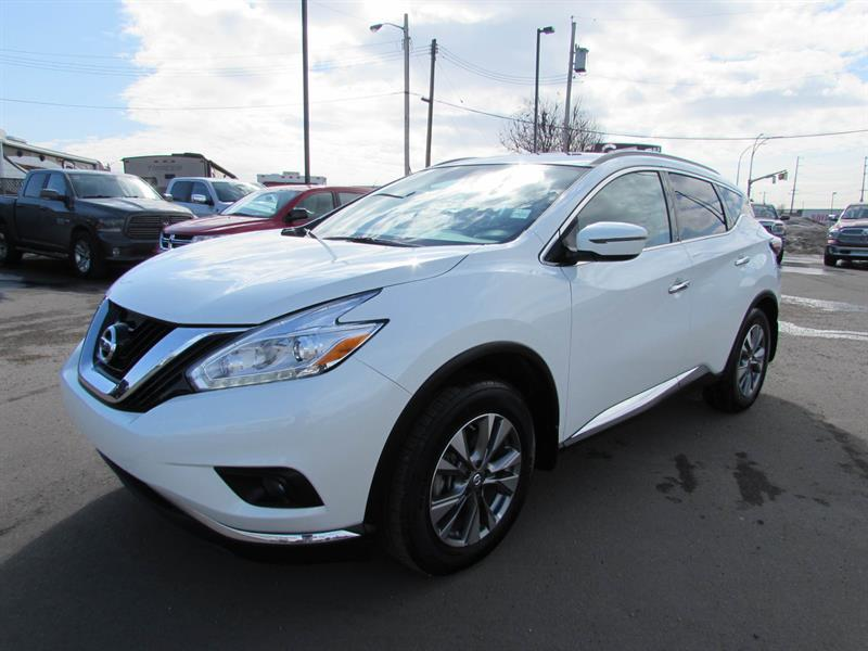 2017 Nissan Murano AWD 4dr #enat2518