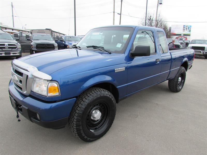 2007 Ford Ranger 4WD SuperCab 126 #aeat2235a