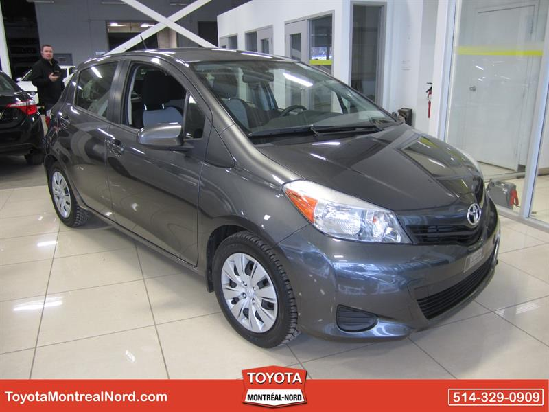 Toyota Yaris 2013 HB LE Gr.Electrique #3113 AT