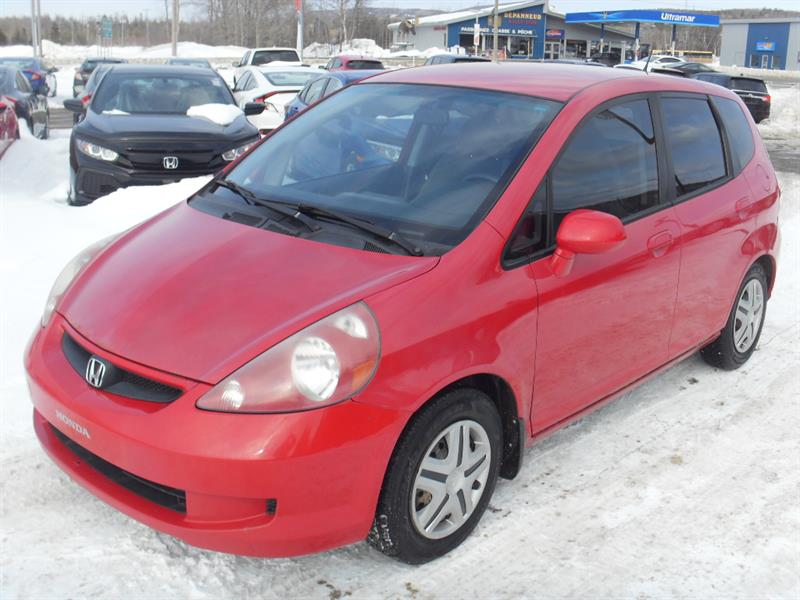 Honda FIT 2007 5dr HB MT DX #H18054A