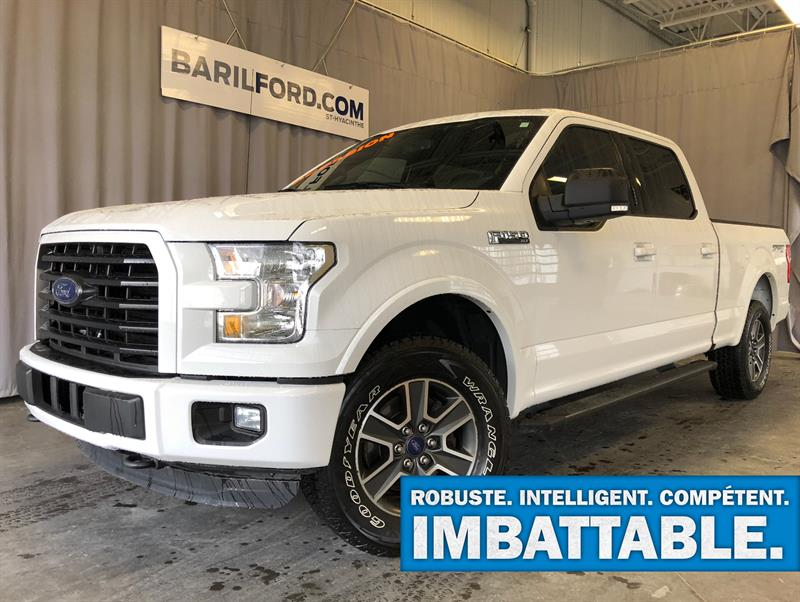 Ford F-150 2015 4WD SuperCrew 157 #c6667