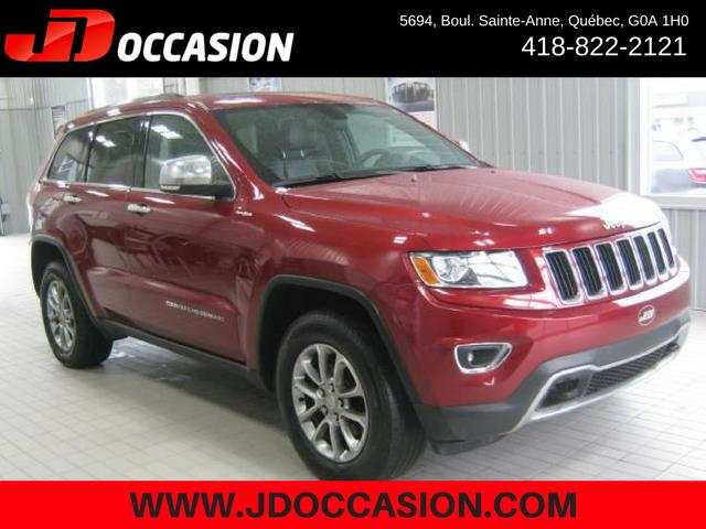 Jeep Grand Cherokee 2014 4WD 4dr Limited #80341A