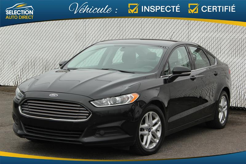 Ford Fusion 2015 4dr Sdn SE FWD #S119327