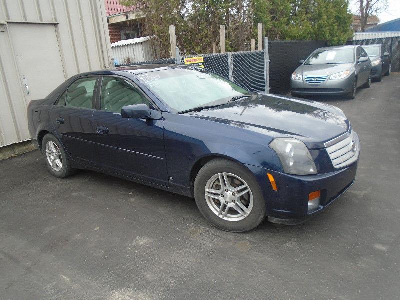 Cadillac CTS 2007 4dr Sdn 3.6L #95543
