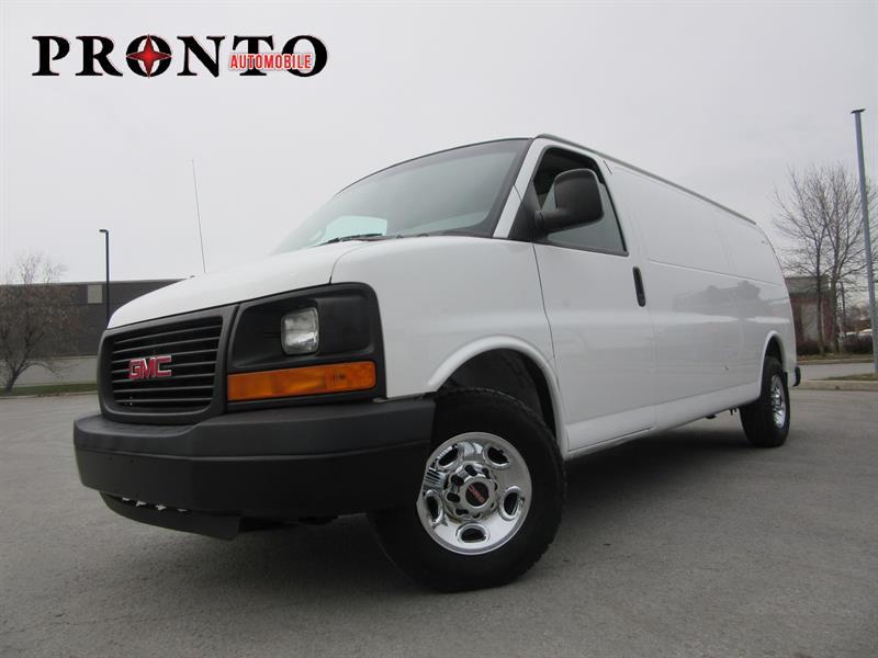 GMC Savana Cargo Van 2012 2500 Allongé ** Extended **  #3595