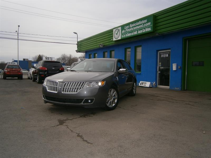 Lincoln MKZ 2010 4dr Sdn AWD #F170024-03