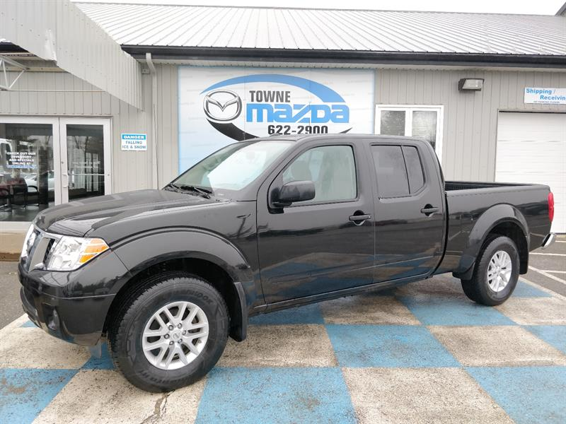 2018 Nissan Frontier Crew Cab Bed 4x4 Auto #MM806