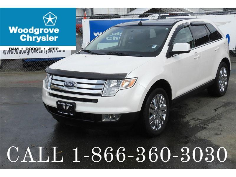 2009 Ford EDGE 4dr Limited AWD #S856710B