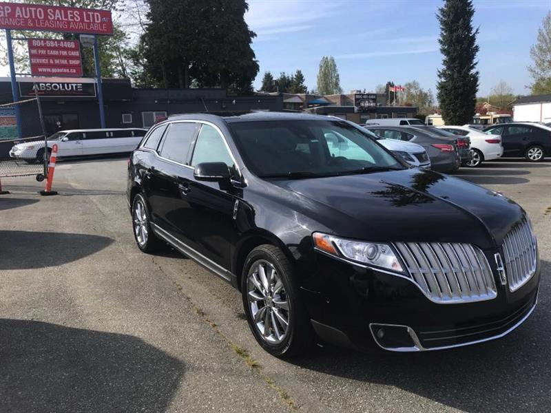 2012 Lincoln MKT 4dr Wgn 3.5L AWD EcoBoost #GP1886
