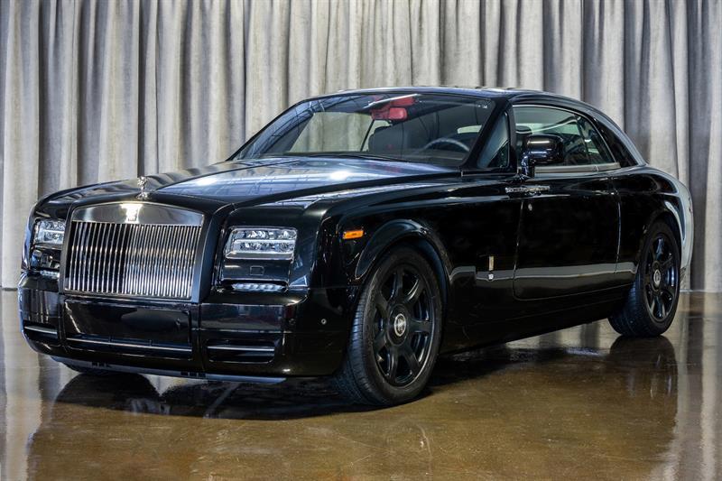 Rolls-Royce Phantom Coupe 2017 NIGHTHAWK! 1 0F 1 IN THE WORLD!