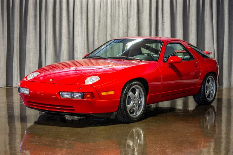 Porsche 928 S4 1995 GTS, 5 SPEED, 1 OF 30 BUILT!