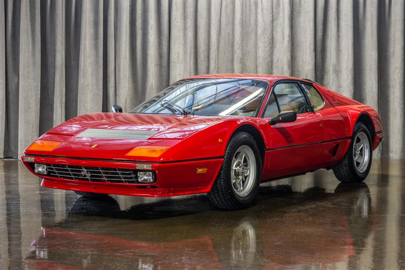 Ferrari Other 1984 BB512I, BERLINETTA BOXER! ABSOLUTELY SPECTACULAR!