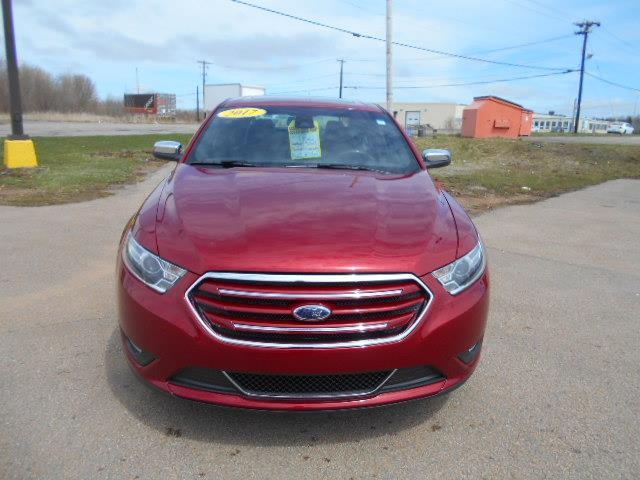 2017 Ford Taurus 4dr Sdn Limited AWD #MP-2451