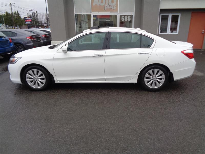 Honda Accord Sedan 2014  CVT EX-L #9687
